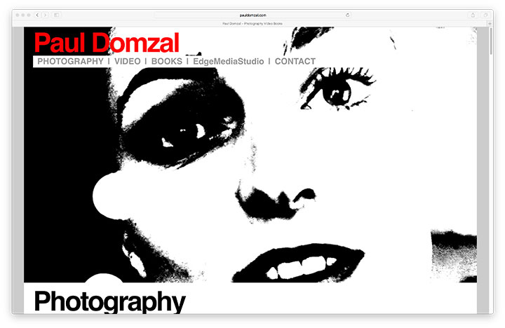 Website - Paul Domzal