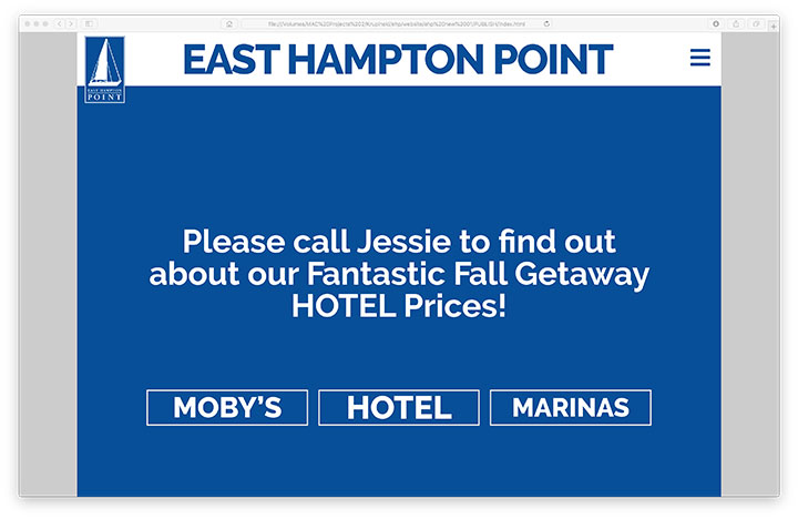 Website - East Hampton Point