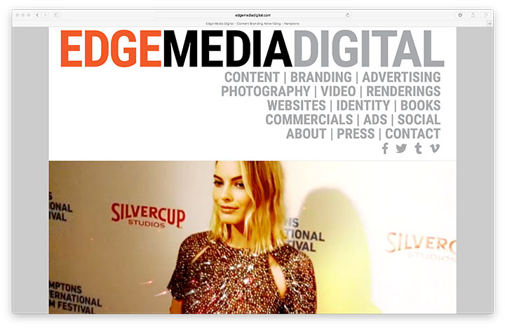 Website - Edge Media Digital
