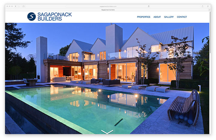 Website - Sagaponack Builders
